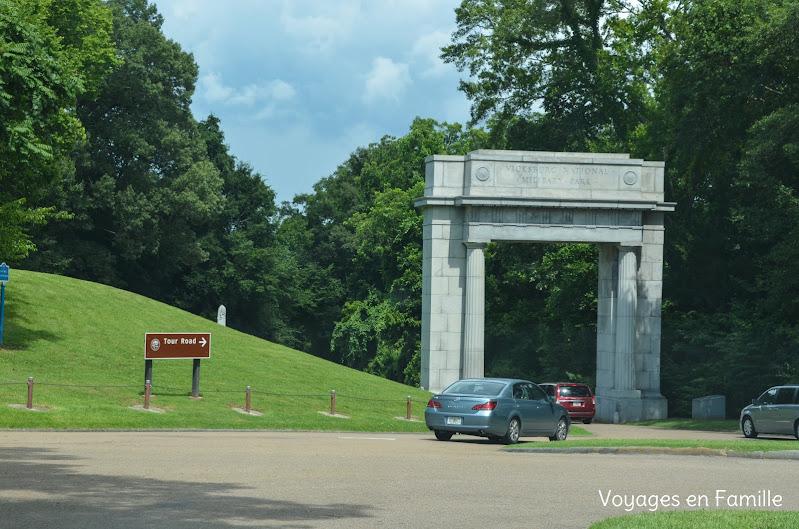 Vicksburg NP