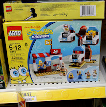 Photo: Spongebob lego set...