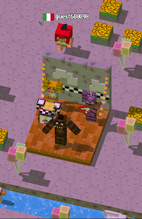 Game ✩ Crossy Creepers: Marvel Island Block Survival ✩ APK for Windows Phone