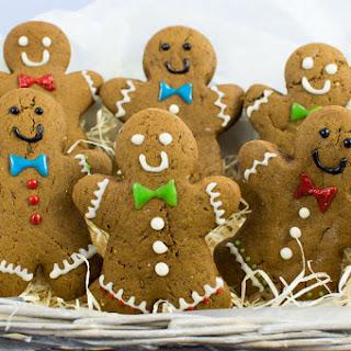 Healthy Gingerbread Men Recipes