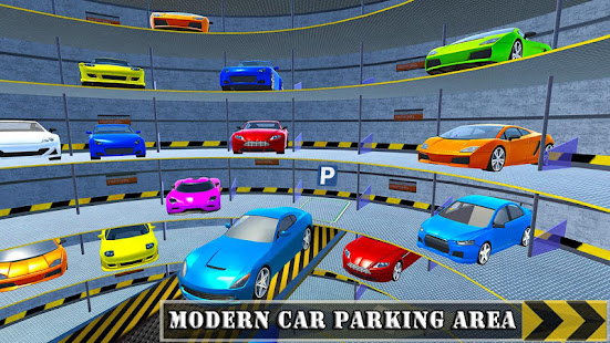 Real Luxury Car Parking Game 2018 Free Apps On Google Play