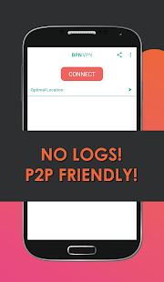 BPN VPN - náhled
