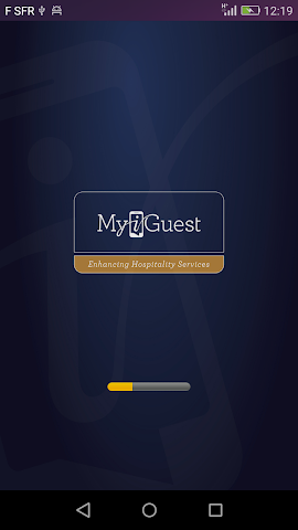 android MYiGuest Screenshot 0