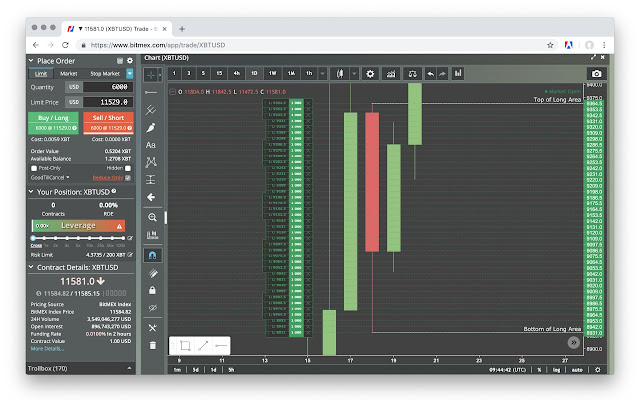 MEX Assistant for BitMEX