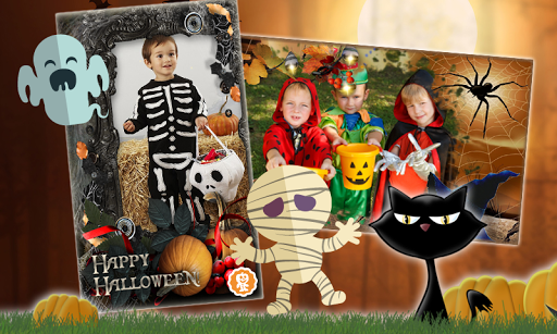 Halloween Photo Frames Maker