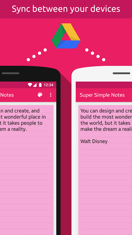 Notes (Super Simple Notes)- screenshot