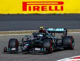 Valtteri Bottas op de pole van start op de Nurburgring