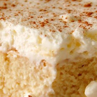 Tres Leches (Milk Cake).
