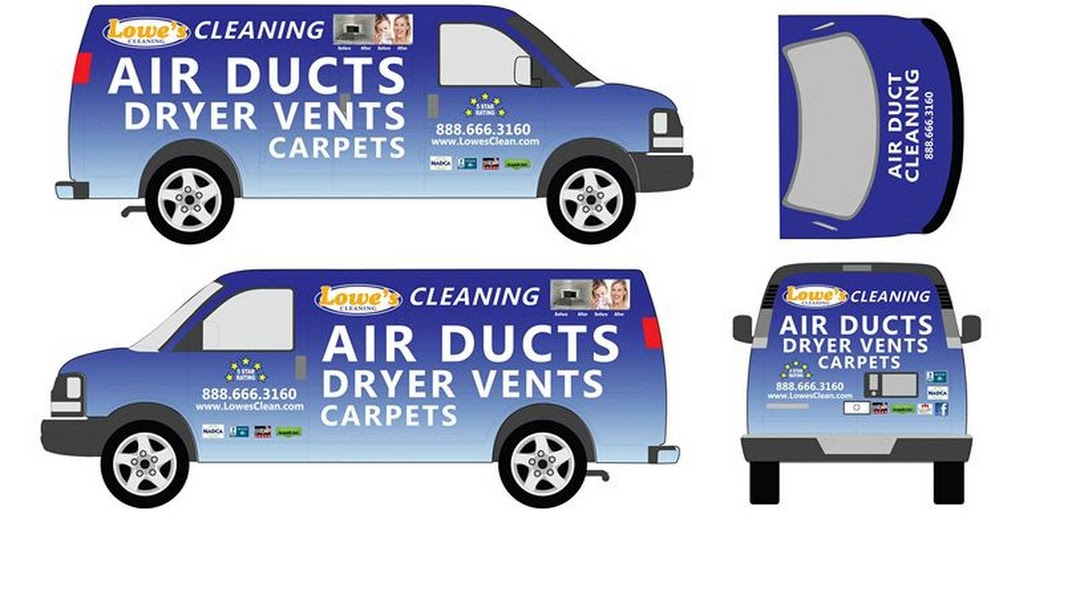 Lowe S Cleaning Services Inc Air Duct Service In