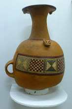 Photo: Inca vase