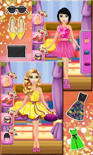 Fashion Doll Dress up & Princess Makeup Salon - náhled