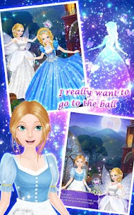Princess Salon: Cinderella- screenshot thumbnail