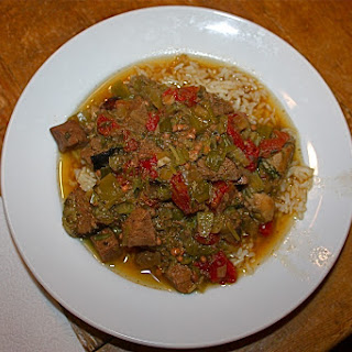 Nawlins-Style Venison Gumbo