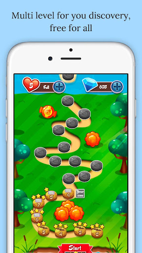 Jelly Bean Tetris