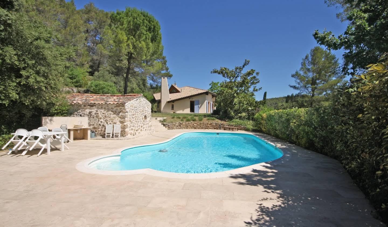 Maison avec piscine et terrasse Les Arcs sur Argens
