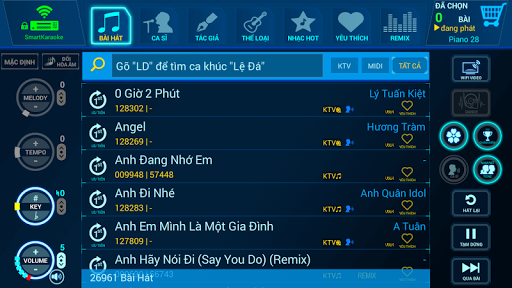 Kar Remote screenshot 1