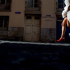 Свадебный фотограф Alberto Sagrado (sagrado). Фотография от 27.07.2018