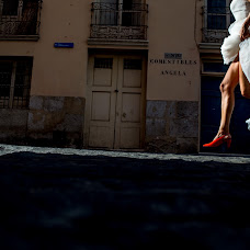 Wedding photographer Alberto Sagrado (sagrado). Photo of 27.07.2018
