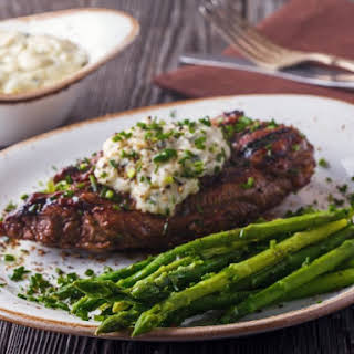 Blue Cheese Butter Sauce For Steak Recipes.
