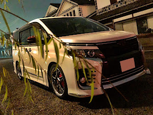 ヴォクシー ZWR80W ZSハイブリッドのカスタム事例画像 kazuya8-TEAM絵心style-さんの2018年12月06日04:58の投稿