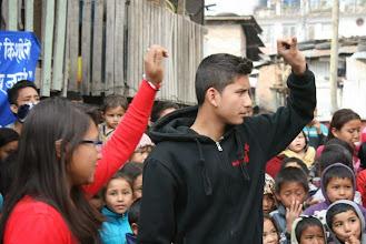Photo: 4.4.14 Safe City Nepal