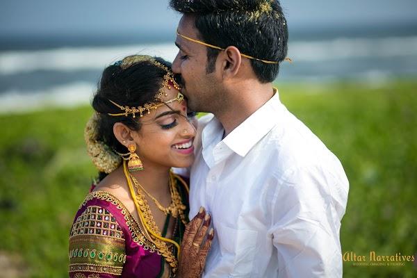 Wedding photographer Soundarya Murugaiyan (AltarNarratives). Photo of 07.12.2017