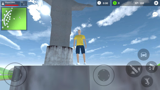 Favela Combat: Open World Online screenshots 9