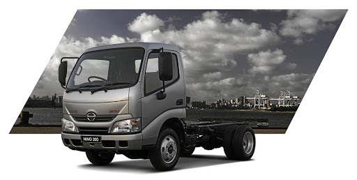 The medium-truck segment grew 15.3% compared to October 2017, with the Hino 300 the market's top seller.