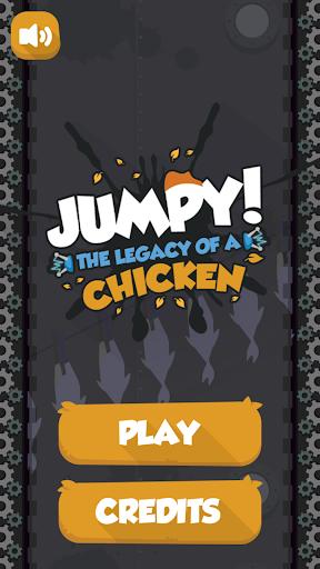 跳跳!一只小鸡的传说。