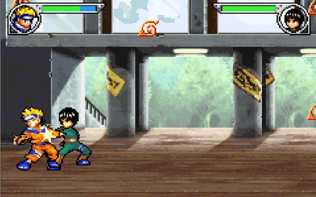 Naruto - Ninja Council 2 Game
