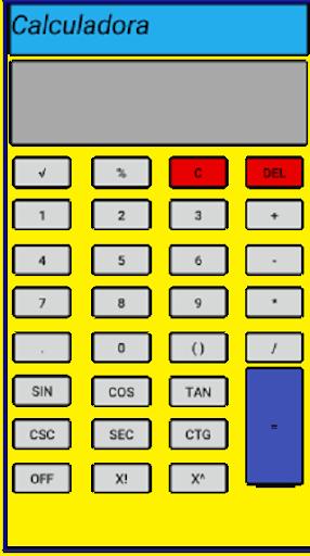 CalculadoraGolden200  screenshots 1