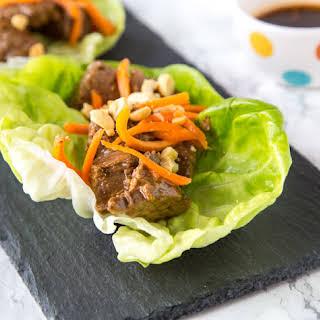 Thai Steak Bites.