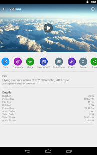 App VidTrim - Video Editor APK for Windows Phone
