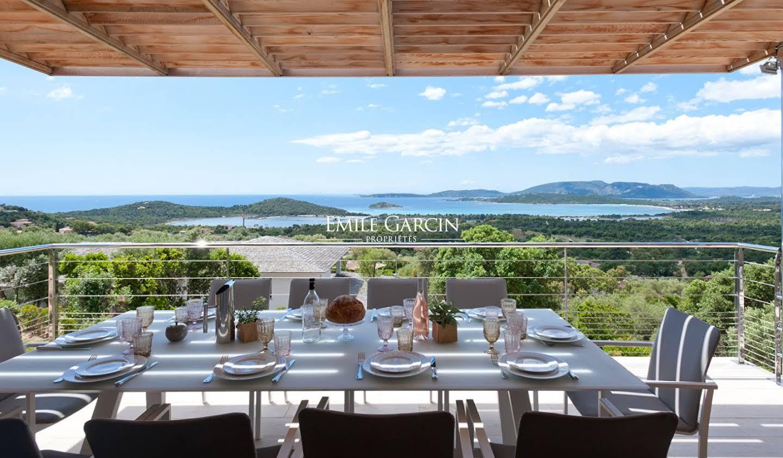 Propriété en bord de mer avec jardin Sainte lucie de porto vecchio