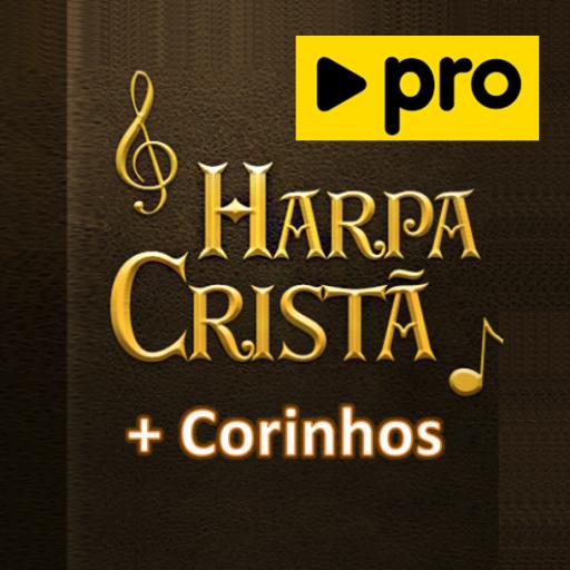 Harpa Cristã Pro +Corinhos +Audio +Cifras