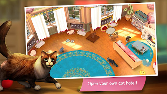 CatHotel – Hotel for cute cats 3