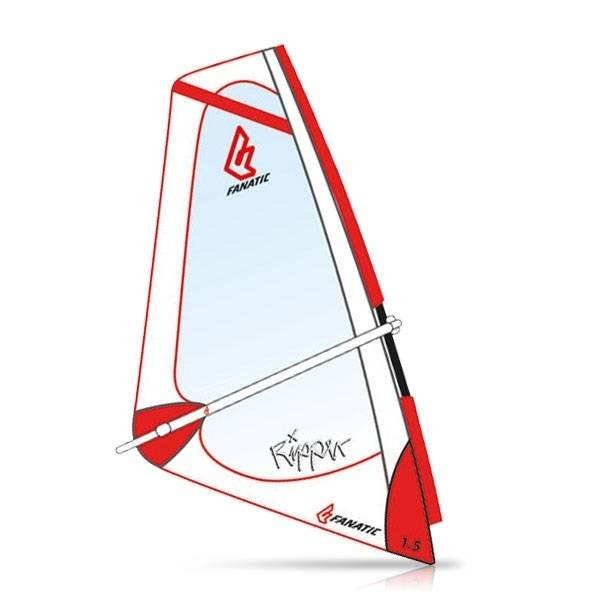 tuig windsup/windsurf - Fanatic Ripper Rig-set 1.5m²