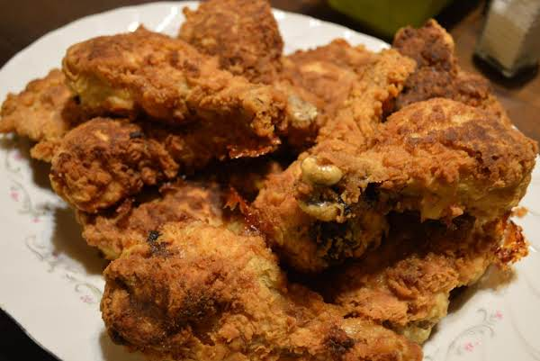 Crispy Fried Chicken