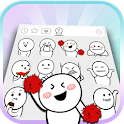 Funny Bun Man Emoji Stickers icon