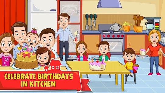My Town : Home DollHouse – Pretend Play Kids House 3