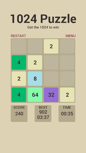 Puzzle 1024