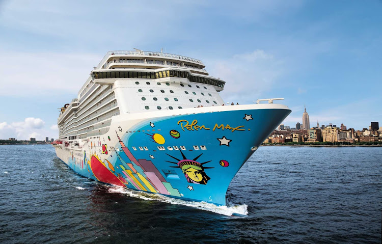 Norwegian Breakaway has three weeklong cruises from New York to Bermuda that are eligible for this double offer.