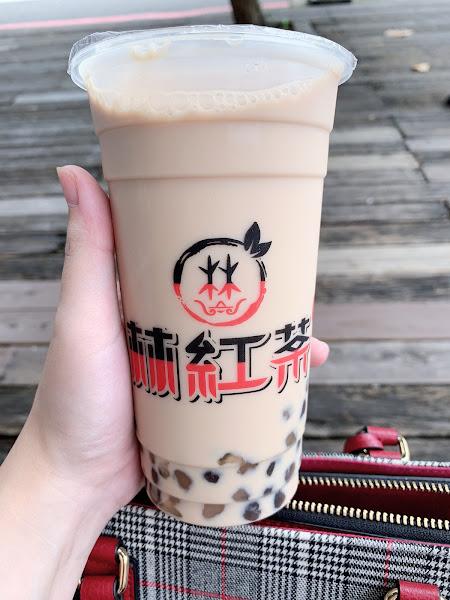好喝😋真材實料,老闆夫妻人很好👍🏻 #珍珠香水鮮奶茶