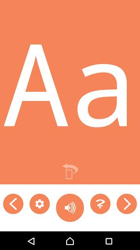 Alphabet Flashcards No Ads