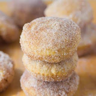 Low-Fat Mini Donut Muffins.