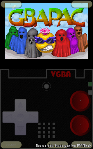 VGBAnext - Universal Console Emulator 6.4.1 screenshots 1