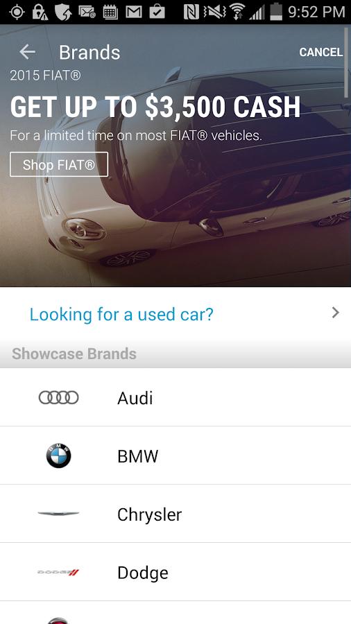TrueCar - screenshot