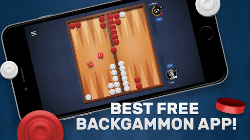 Free Backgammon Go: Best online dice & board games 2.9.1 gameplay | by HackJr.Pw 17