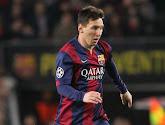 La magnifique passe décisive de Lionel Messi