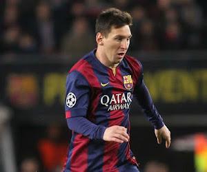 """Messi krijgt lof van coach: """"Hij is de beste ooit"""""""